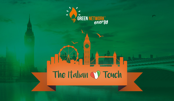 green network energy primo fornitore italiano in UK