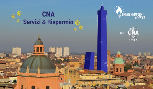 green network energy per cna bologna