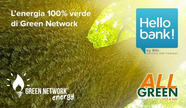 green network energy e hello bank