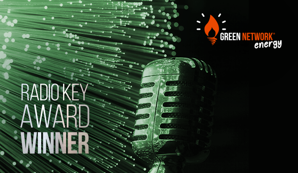 Green Network vince il Radio Key Award