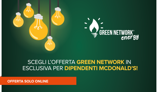 Green Network per McDonald's