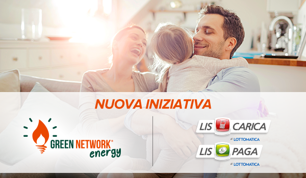 Green Network e Lottomatica Italia