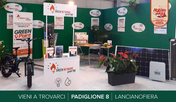 Green Network Energy ti aspetta alla Fiera